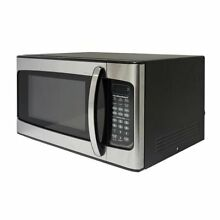 Microwave Oven Countertop Ovens Kitchen Appliance Cooking 10 Power Levels SS New
