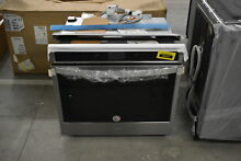 Whirlpool WOS97EC0HZ 30  Stainless Single Electric Wall Oven NOB  343422 HRT