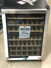 Frigidaire FFWC38B2RS 1 38 Bottle Wine Cooler  120V  Stainless Steel