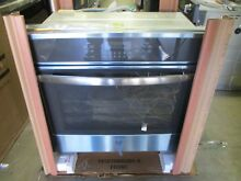 GE JT5000SFSS 30  Stainless Steel Single Electric Convection Wall Oven NOB