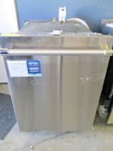 Thermador DWHD440MFP 24  Stainless Fully Integrated Dishwasher NOB  Tested
