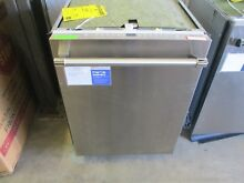 Thermador DWHD650JFP 24 Stainless Steel Pro Fully Integrated Dishwasher Sapphire