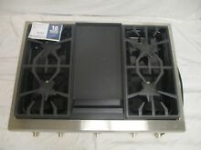 Thermador PCG364GD 36  Stainless Pro Style Gas Range Cook Top
