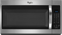 Whirlpool WMH32519FZ 30  Stainless Over The Range Microwave NOB  36674 HRT