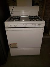 Galaxy 30in Gas Freestanding Range