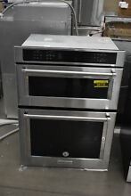 KitchenAid KOCE500ESS 30  Stainless Microwave Combo Wall Oven NOB  63770 HRT