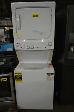 GE GUD27GSSMWW 27  White Laundry Gas Center NOB  33349 HRT