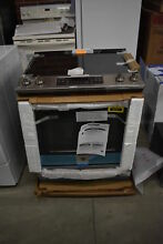 GE JS760SLSS 30  Stainless Slide In Electric Range NOB  36594 CLW