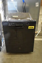 GE GDF570SGJBB 24  Black Full Console Dishwasher NOB  36570 CLW