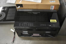 Insignia NSOTR16BS8 30  Black Stainless Over The Range Microwave NOB  37159 HRT