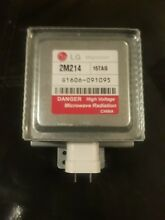 GE Kenmore LG 2M214 Microwave Oven Magnetron