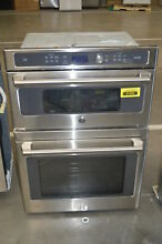 GE CT9800SHSS 30  Stainless Microwave Combo Wall Oven NOB  37302 HRT