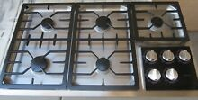 WOLF CT36G S 36  GAS COOKTOP