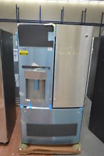 GE GFE28GSKSS 36  Stainless French Door Refrigerator NOB  25438 HL