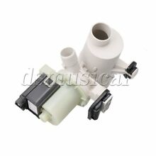W10130913 W10135045 Washer Drain Pump Motor Assembly fit Whirlpool