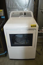 GE GTD75GCSLWS 27  White Front Load 7 4 cuft Steam Gas Dryer NOB  34100 MAD