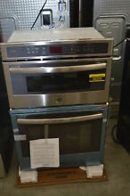 GE Profile PK7800SKSS 27  Stainless Microwave Combo Electric Wall Oven 34088 HRT