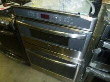 GE Profile Series PT7800SHSS 30  Built In Combination Microwave Convection Wall