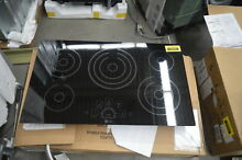 LG LCE3610SB 36  Black 5 Burner Electric Cooktop NOB  37070 HRT