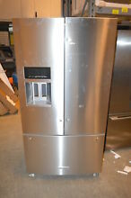 KitchenAid KRFF707ESS 36  Stainless French Door Refrigerator NOB  19606