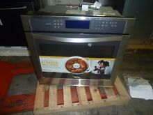 Whirlpool WOS97ES0ES 30  Stainless Single Electric Wall Oven  True Convection