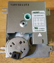 GE Dishwasher Timer 165D5484P007