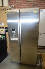 Samsung RS22HDHPNSR 36  Stainless Side by Side Refrigerator CD NOB  37566 CLW