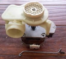 GE Dishwasher Pump   Motor Assembly Part   WD26X10011 or WD26X10013