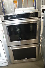 KitchenAid KODE500ESS 30  Stainless Double Wall Oven NOB  35076 HRT