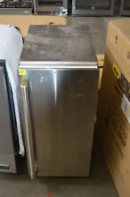 GE UCC15NJII 15  Custom Panel Under Counter Ice Maker NOB  35418 HRT