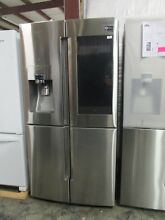 Samsung Family Wi Fi Family Hub 27 9 cu ft 4 Door French Door Refrigerator