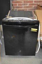 GE GDT695SGJBB 24  Black Fully Integrated Dishwasher NOB  37970 HRT