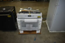 GE JT3000DFWW 30  White Electric Single Wall Oven NOB  37980 MAD