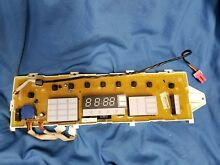 LG Washer Electronic Control Panel Board EBR76262201 C S  5847