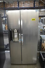 LG LSXS26326S 36  Stainless Side By Side Refrigerator NOB  33675 HRT