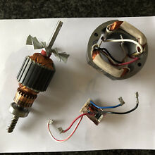 Kitchenaid Stand mixer Armature  field coil Assemply  phase Board 110V