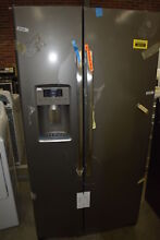 GE GSS25GMHES 36  Slate Side By Side Refrigerator NOB  38151 HRT