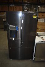 Whirlpool WRF757SDHV 36  Black Stainless French Door Refrigerator NOB  38297 CLW