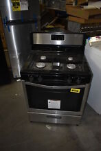 Whirlpool WFG320M0BS 30  Stainless Freestanding Gas Range NOB  38304 CLW