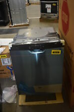 GE GDF510PSMSS 24  Stainless Full Console Dishwasher NOB  38179 HRT