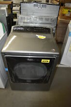 Whirlpool WED8500DC 29  Chrome Shadow Front Load Electric Dryer NOB  38286 MAD