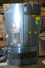 GE GFE28GSKSS 36  Stainless French Door Refrigerator NOB  34376 MAD