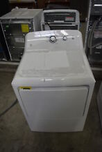 GE GTD33EASKWW 27  White Front Load Electric Dryer NOB  33703 HRT