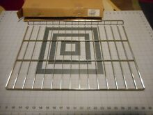 GE Range Wall Oven Rack  WB48M4  New in Box         19