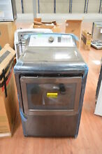 GE GTD75GCPLDG 27  Diamond Gray Front Load Electric Dryer NOB  25310 CLW