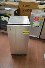 Whirlpool TU950QPXS 15  Stainless FullyIntegrated Trash Compactor NOB  38538 HRT
