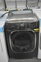 LG DLEX4370K 27  Black Stainless Front Load Electric Dryer NOB  36217 HRT
