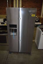 KitchenAid KRSF505ESS 36  Stainless Side By Side Refrigerator NOB  38548 HRT