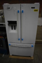 Maytag MFI2570FEW 36  White French Door Refrigerator NOB  38554 WLK