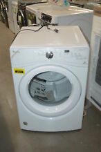 Whirlpool WGD75HEFW 27  White Front Load Gas Dryer NOB  33574 HRT